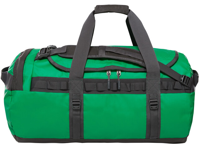 The North Face Base Camp - Equipaje - M verde/negro